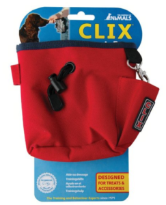 Clicker Training Treat Bag