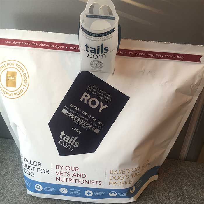 Tail.com Dog Food Review Summary